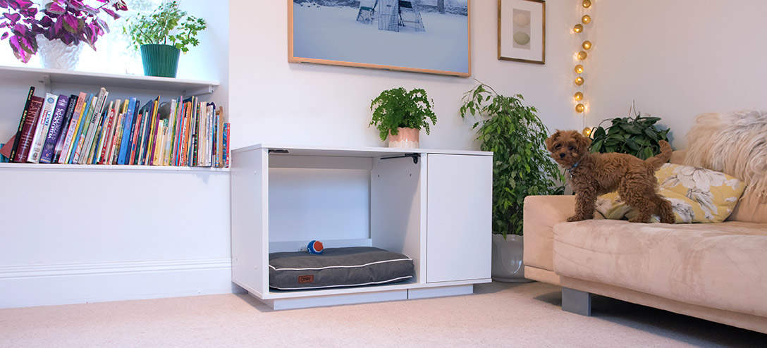 The subtle yet stunning design of the Fido Nook complements both modern and traditional interiors