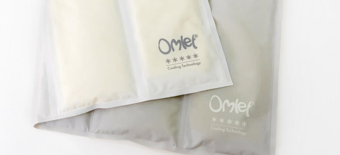 The Omlet Cooling Mats are dual-sided, allowing you to choose the colour that best suits your home and your dog.