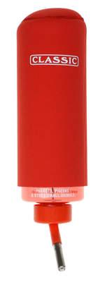 Fodral till vattenflaska (600ml) - Röd