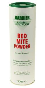 Barrier Red Mite Powder - 500g