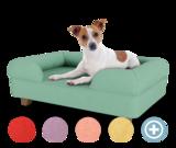 Memory Foam Bolster Dog Beds