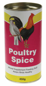 Chicken Spice - 450gm