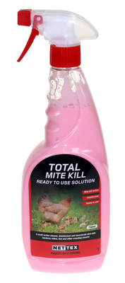 Płyn na Roztocza Nettex Total Mite Kill Ready to Use - 750ml