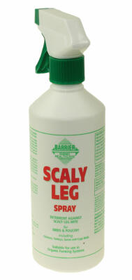 Barrier Scaly Leg Spray - 500ml