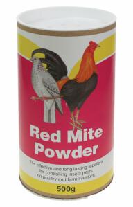 Battles Red Mite Powder - 500g
