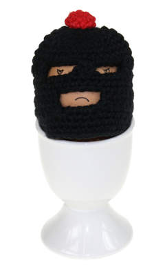 Egg Bandit Funky Eggs Egg Warmer