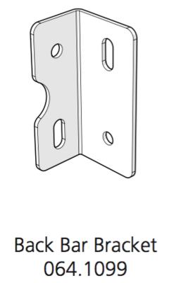 Cube Mk2 Bracket Back Bar (064.1099)