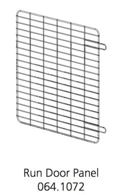 Cube Mk2 Run Panel Door (064.1072)