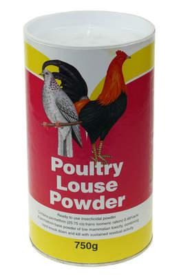 Battles Poultry Louse Powder - 750g