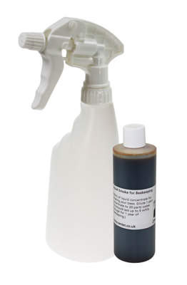 Smoker Liquid Concentrate 250ml with Trigger Sprayer