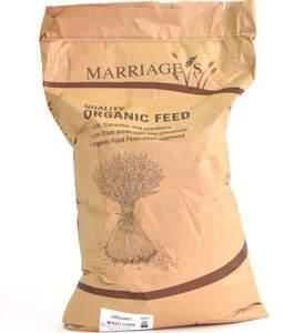 Organic Mixed Corn - 20kg Sack