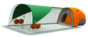 Eglu Classic Chicken Coop with 2m Run Package - Orange