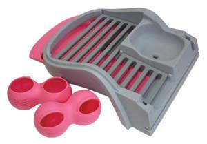 Converter Kit - Rabbit to Chicken - Pink