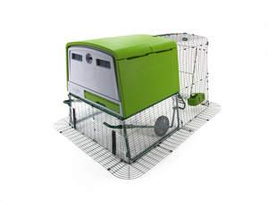 Windbreak for Eglu Cube Mk2