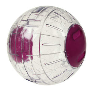 Glitter Exercise Ball for Small Animals