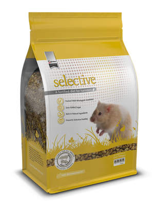 Science Selective hamsterfor 350g