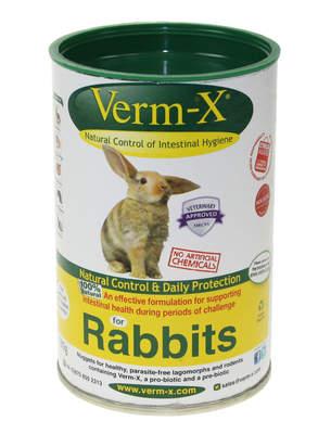 Nuggets de Hierbas Verm-X para Conejos 180g