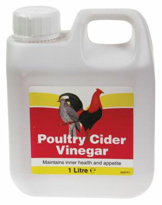 Battles eplesidereddik til høns - 1 liter