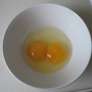 double yoked egg