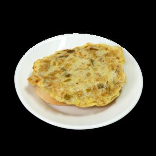 Tortilla de huevos de codorniz