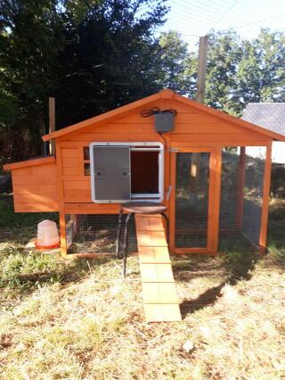 Cottage de mes poules