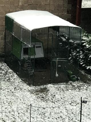 Pour les hiver rigoureux !