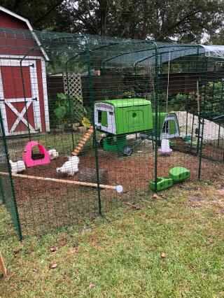 The playpen is finally done