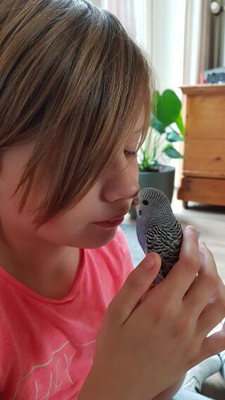 Mila met Appie