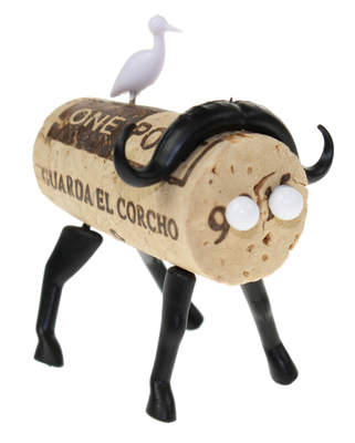 Corkers Cork Animal Kit - Buffalo