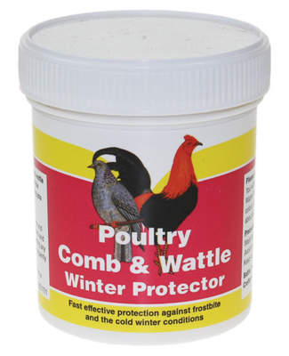 Battles Poultry Comb and Wattle Protector