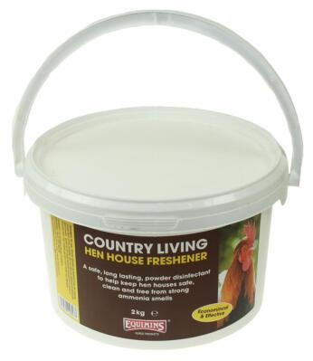 Equimins opfrisker til hønsehuset - 2kg