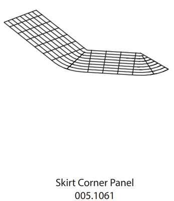 Eglu Go Run - Corner Skirt (005.1061)