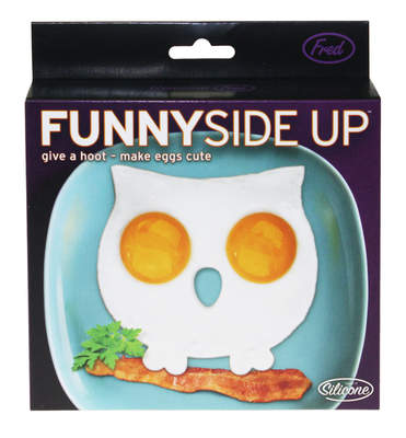Funny Side Up - Forma do Jaj Sadzonych - Sowa
