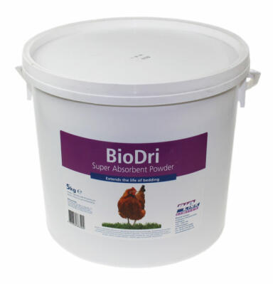 Biolink BioDri Absorbent Powder 5kg