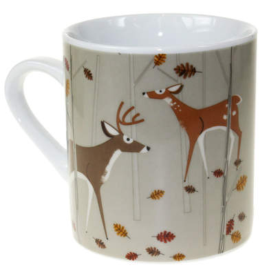 Forest Friends Mug - Deer