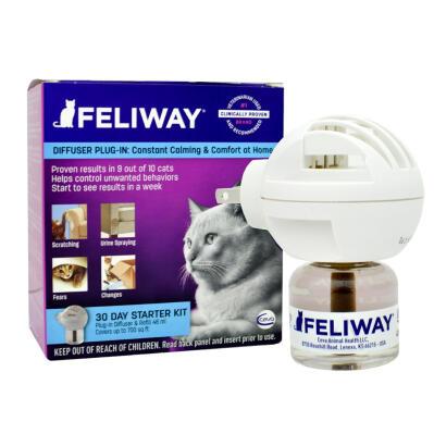 Ceva Feliway elektronische verstuiver - 48ml