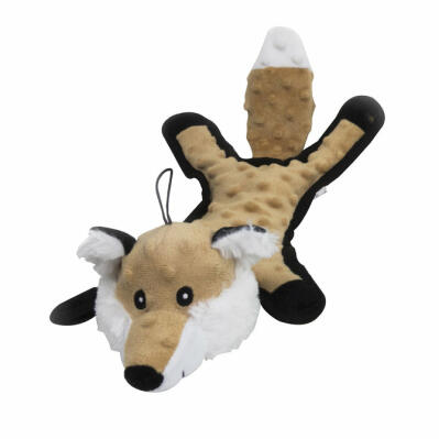 Fox Bumpies Dog Toy
