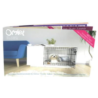 Omlet Product Brochure (German)