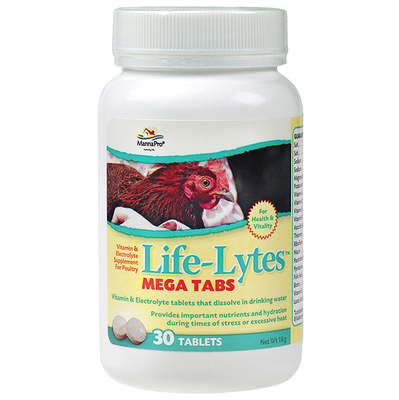 Manna Pro Life-Lytes Mega Tabs