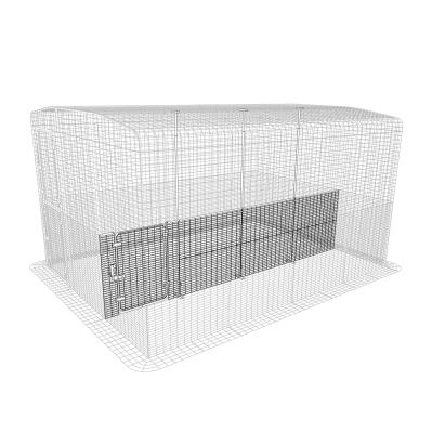 Outdoor Cat Run Partition Low - 4 Panels