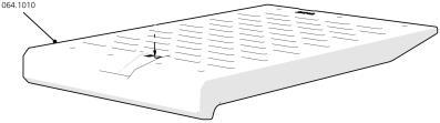 Cube Mk2 Droppings Tray (064.1010) - Purple