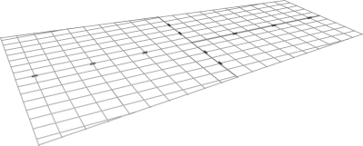 Underfloor Mesh for Eglu Classic 2m Run