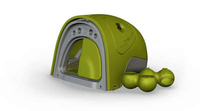 Eglu Classic Duck House - Green