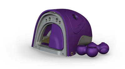 Eglu Classic Duck House - Purple