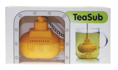 Yellow Submarine Tea Sub