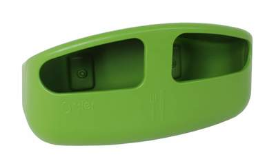 New Eglu Cube Feeder - Green