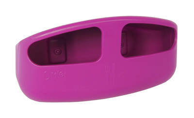 Eglu Cube Mk2 Feeder Purple