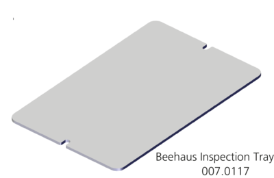 Beehaus Mk2 - Inspection Tray