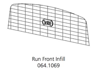 Cube Mk2 Run Panel Front Infil (064.1069)