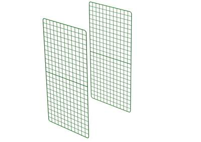 Zippi Guinea Pig Run Extension Panels - Double Height - Pack of 2